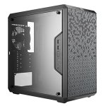 Cooler Master MasterBox Q300L Micro-ATX Tower with Magnetic Design Dust Filter, Transparent Acrylic Side Panel…