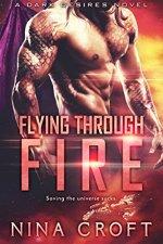 Flying Through Fire by Nina Croft