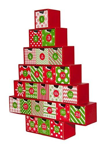 Simply Baked Treasure Box Advent Calendar