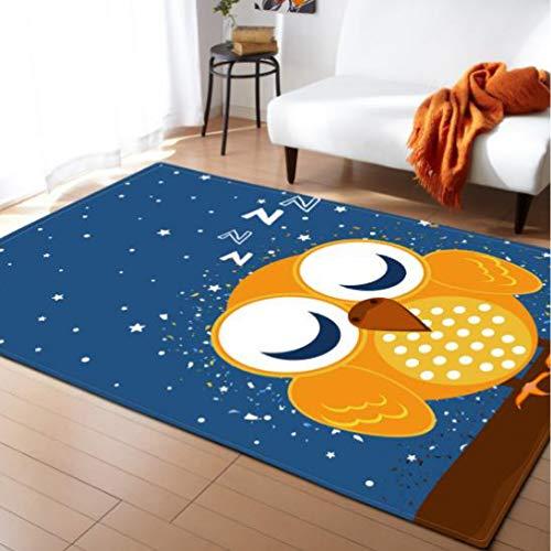 Modern Creative Moon Star Carpet Baby livingroom Bedroom Rugs Kids Floor Play mat Large Size tapete Soft pad