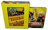 Tonka Contruction PC Play Pack with Truck Toy and Construction 2