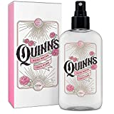 Quinn's Rose Water Spray. Facial Toner Mist with Pure Rosewater. Alcohol Free Moisturizer and Skincare for Face, Hair and more. 8oz