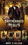 The Brotherhood of Merlin Boxset: The Prequel and Books 1-3