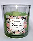 ZZYBIA Adhesive Homemade Candle Label Sticker 50pcs