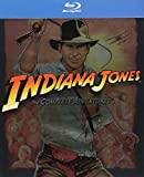 Indiana Jones la Cuadrilogía (Indiana Jones Quadrilogy BD) [Blu-ray]