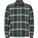Marmot Men's Ridgefield Long Sleeve Mallard Green X-Large