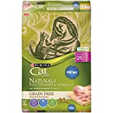 Purina Cat Chow Grain Free, Natural Dry Cat Food; Naturals With Real Chicken - 13 lb. Bag