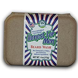 Maple Hill Naturals: Honest for Men Original Scent Beard Wash Shampoo and Conditioner  Image