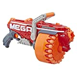 NERF Megalodon N-Strike Mega Toy Blaster with 20 Official Mega Whistler Darts