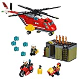 LEGO City Fire Response Unit 60108 Children's Toy