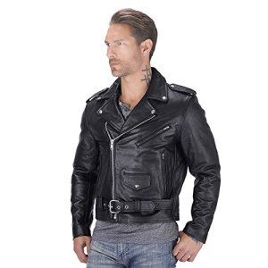 Nomad USA Motorcycle Leather jacket for Men 28 Fashion Online Shop gifts for her gifts for him womens full figure