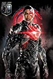 "Justice League - Movie Poster / Print (Cyborg / Solo) (Size: 24"" x 36"") (By POSTER STOP ONLINE)"