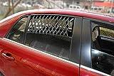 Beirui Universal Car Window Travel Vent Pet Dog Puppy Ventilation Grill Mesh Vent Guard Black