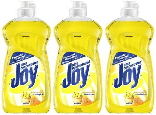 Washing With Liquid Detergent