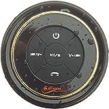 iFox iF012 Bluetooth Shower Speaker - Certified Waterproof - Wireless...