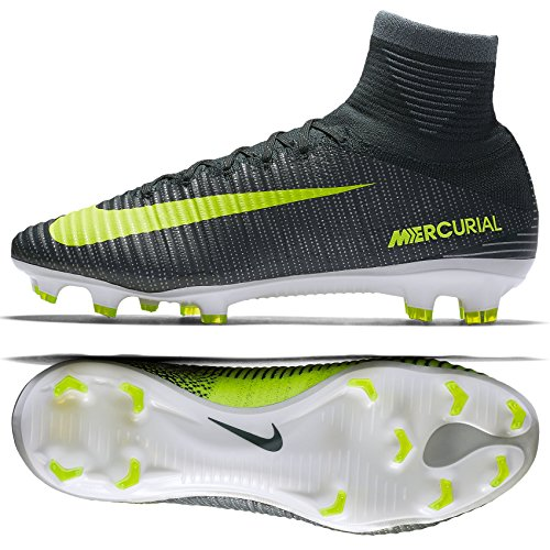 NIKE Mercurial Superfly V CR7 Men's Firm-Ground Soccer Cleat