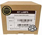 IET Lamps - For BARCO High End DL3 Projector Lamp Replacement Assembly with Genuine Original OEM Ushio Bulb Inside (Power by Ushio)