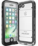 Pelican Marine Waterproof iPhone 7 Case (Black/Clear)