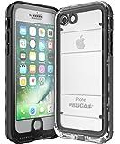 Pelican Marine Waterproof iPhone 7 Plus Case (White/Clear)