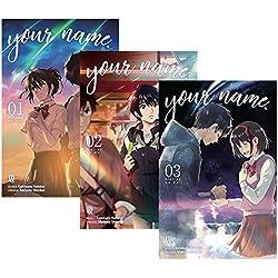 Your Name - Coleção 1 a 3