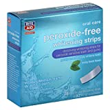 Rite Aid Whitening Strips, Peroxide-Free, Minty Fresh Flavor 28 strips