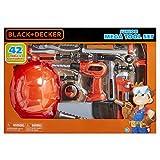 Black & Decker Jr. Mega Tool Set - 42 Tools & Accessories!