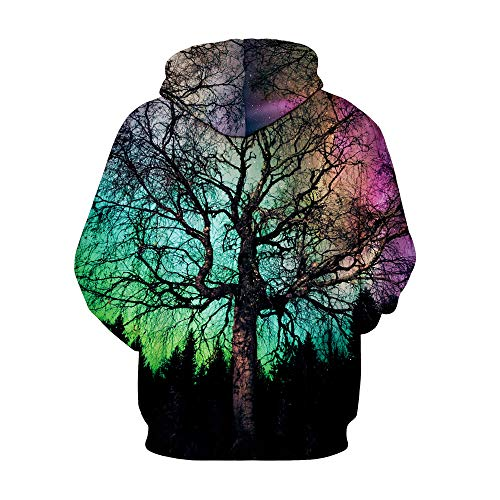 Azuki Unisex Fashion 3D Digital Printed Pullover Hoodies 2 Fashion Online Shop gifts for her gifts for him womens full figure