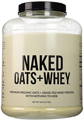 Naked Oats & Whey Premium Protein Powder