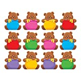 Trend Enterprises Inc. Bears Mini Accents Variety Pack, 36 ct