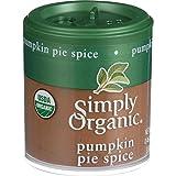 Simply Organic Organic Mini Pumpkin Pie Spice-0.46 Oz