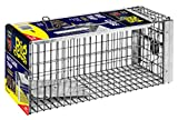 The Big Cheese TBC075 Rat Cage Trap, Silver