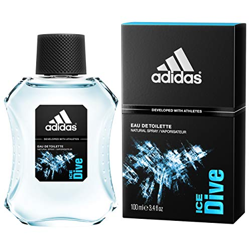 Adidas Ice Dive for Men, 3.4 Ounce
