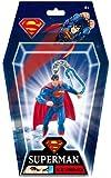 DC Superman PVC Figural Key Ring