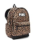 Victoria's Secret PINK Campus School Backpack, Chalk Rose/Gray Marl