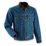 Product review for Guide Gear Men's Quilt Lined Denim Jacket