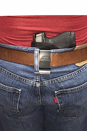 Pro-tech's in the Pants Small of the Back Holster for Medium and Large Frame