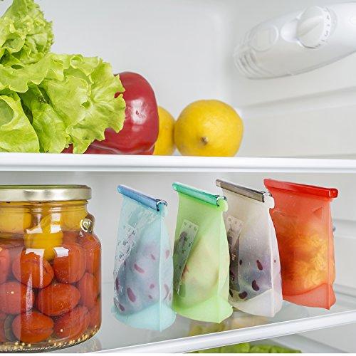 Top 10 Best Reusable Food Storage Bags Best Of 2018