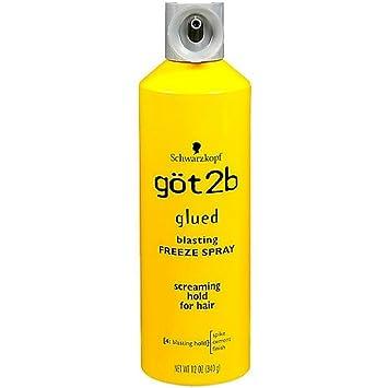 Got2B Blasting Freeze Spray