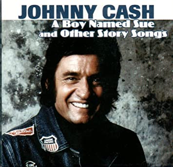 a boy named sue, johnny cash