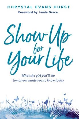 'Show Up for Your Life' book cover
