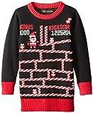 Alex Stevens Little Boys' Atari Santa, Black Combo, 4