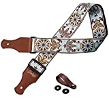 TimbreGear Guitar Strap (Brown)