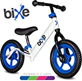 Blue (4LBS) Aluminum Balance Bike for Kids and Toddlers - 12' No Pedal Sport Training Bicycle for Children Ages 3,4,5,6.