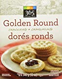 365 Everyday Value, Golden Round Crackers, 12 Ounce