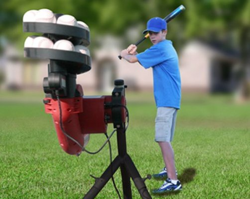 Top 10 Best Baseball Pitching Machines Best Of 2018