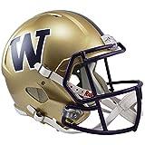 Riddell Washington Huskies Officially Licensed NCAA Speed Full Size Replica Football Helmet