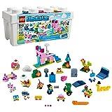 LEGO Unikitty! Unikingdom Creative Brick Box 41455 Building Kit (433 Piece)