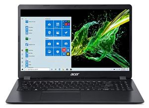 Acer Aspire 3 Intel Core i3-10th Gen 15.6 – inch 1920 x 1080 Thin and Light Laptop (4GB Ram/1TB HDD/Window 10/Integrated Graphics/Shale Black/1.9 kgs), A315-56