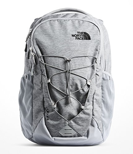 The North Face Unisex Jester Backpack Mid Grey...