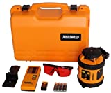 Johnson Level and Tool 40-6516 Self-Leveling Rotary Laser Level